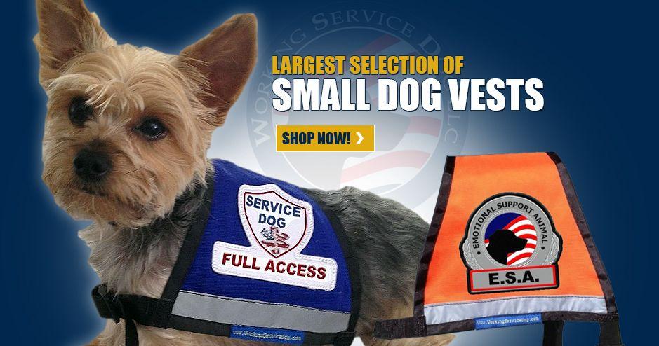Emotional Support Dog Vests Esa