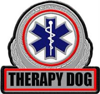 Premium Therapy Dog Patch